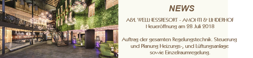 Auftrag A&L Wellnessresort_de